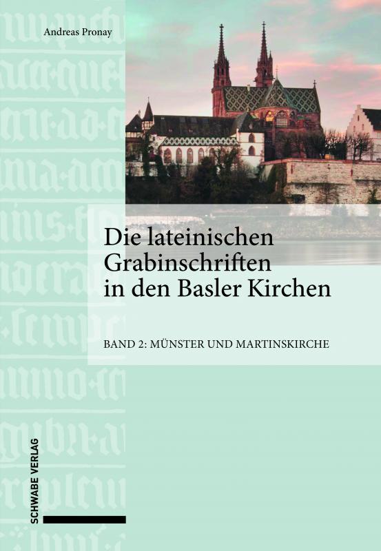 Cover-Bild Die lateinischen Grabinschriften in den Basler Kirchen