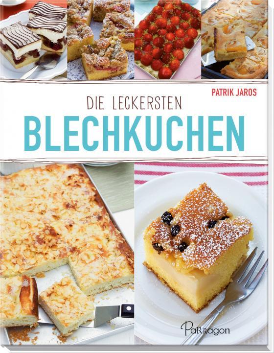 Cover-Bild Die leckersten Blechkuchen