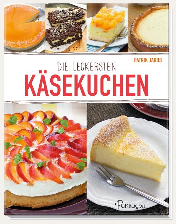 Cover-Bild Die leckersten Käsekuchen