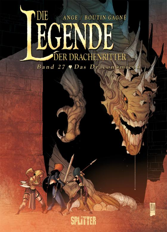 Cover-Bild Die Legende der Drachenritter. Band 27