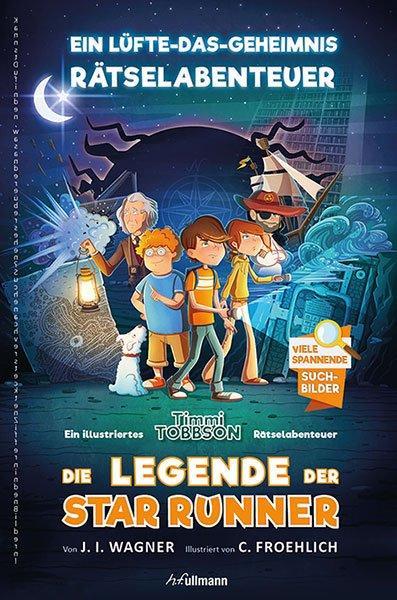 Cover-Bild Die Legende der Star Runner