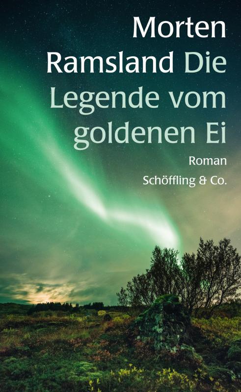 Cover-Bild Die Legende vom goldenen Ei