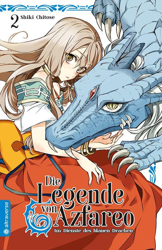 Cover-Bild Die Legende von Azfareo 02