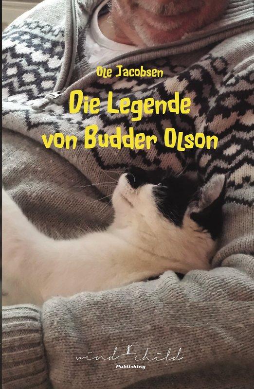 Cover-Bild Die Legende von Budder Olson