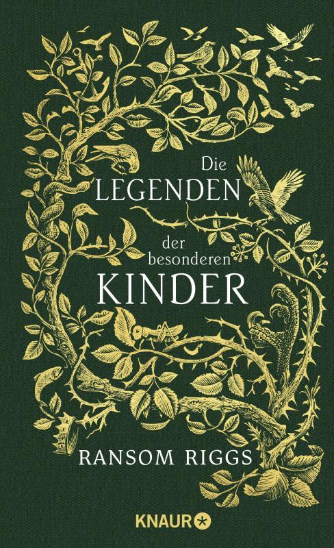 Cover-Bild Die Legenden der besonderen Kinder