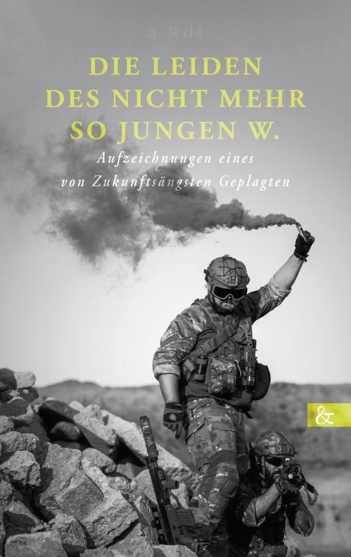 Cover-Bild Die Leiden des nicht mehr so jungen W.