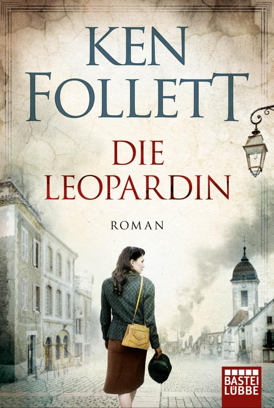 Cover-Bild Die Leopardin