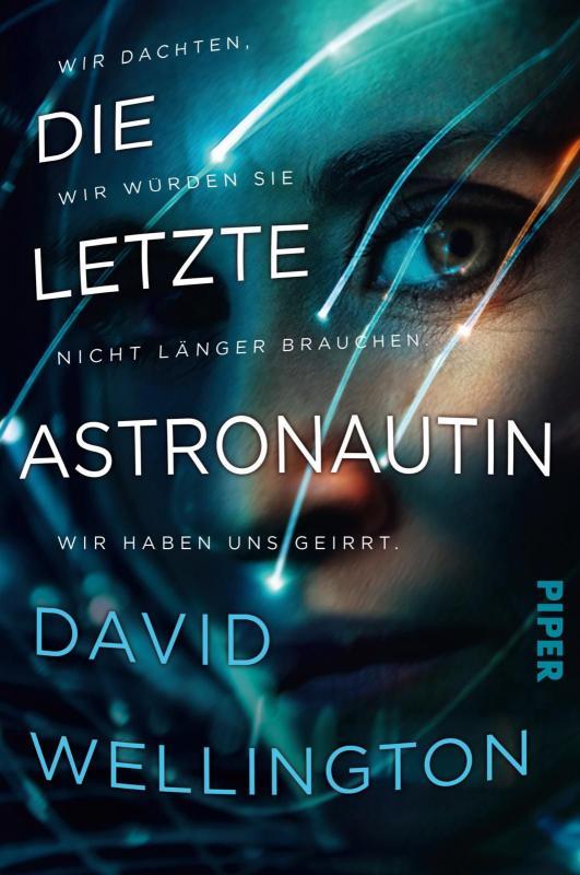 Cover-Bild Die letzte Astronautin
