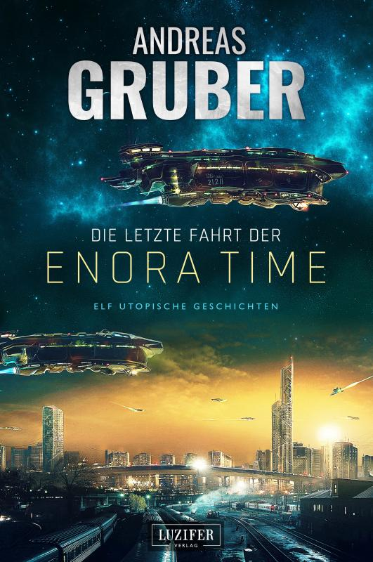 Cover-Bild Die letzte Fahrt der Enora Time