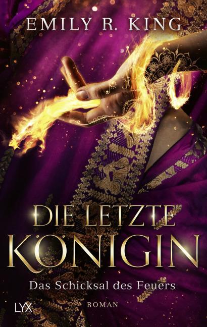 Cover-Bild Die letzte Königin - Das Schicksal des Feuers