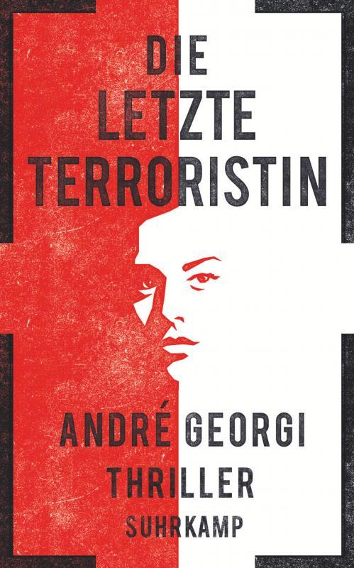 Cover-Bild Die letzte Terroristin