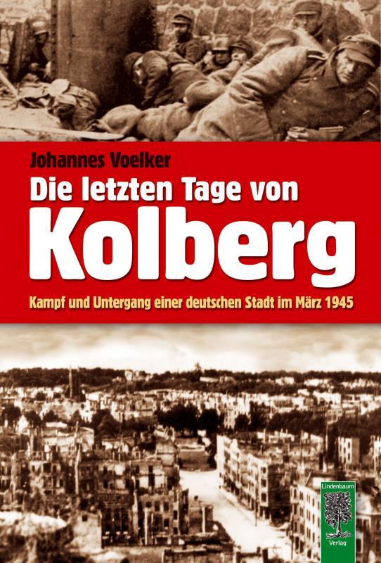 Cover-Bild Die letzten Tage von Kolberg