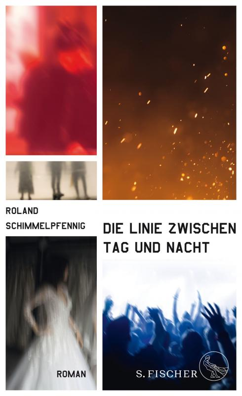 Cover-Bild Die Linie zwischen Tag und Nacht