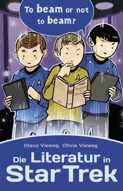 Cover-Bild Die Literatur in Star Trek