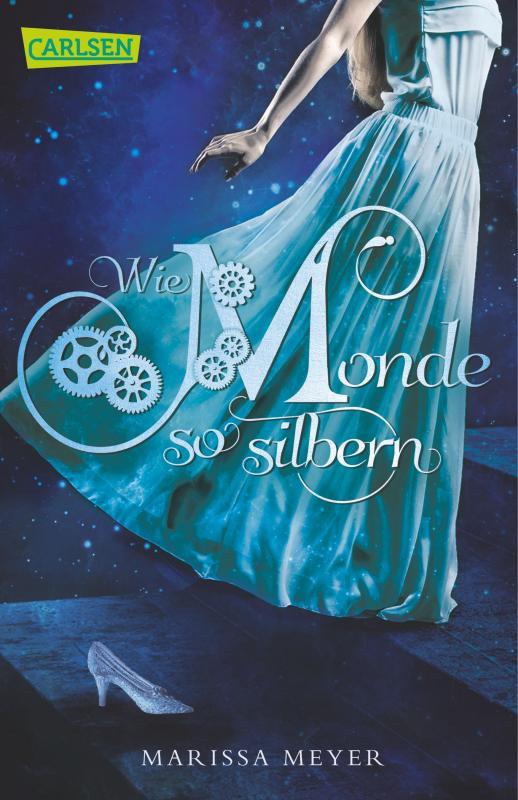 Cover-Bild Die Luna-Chroniken 1: Wie Monde so silbern