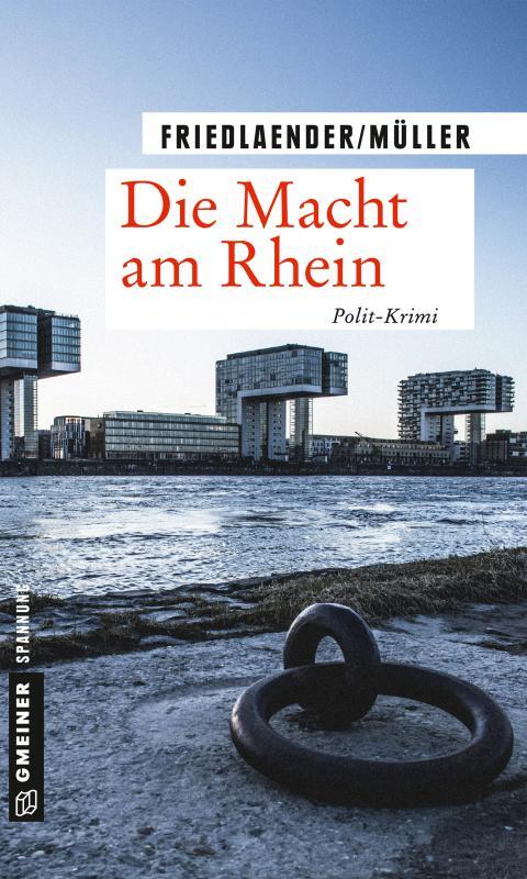 Cover-Bild Die Macht am Rhein