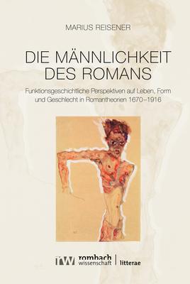 Cover-Bild Die Männlichkeit des Romans
