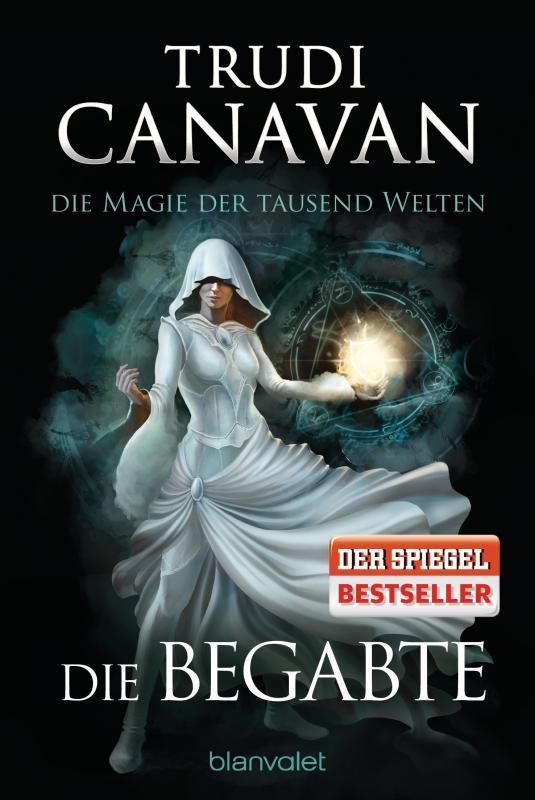 Cover-Bild Die Magie der tausend Welten - Die Begabte