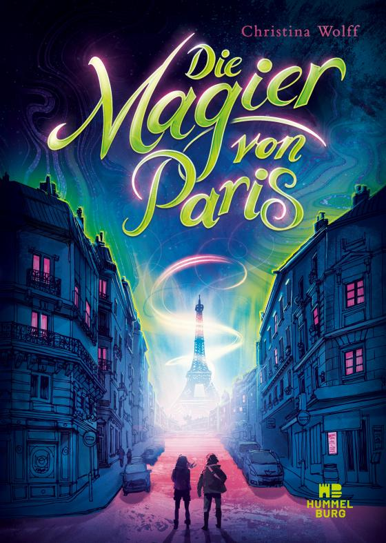 Cover-Bild Die Magier von Paris