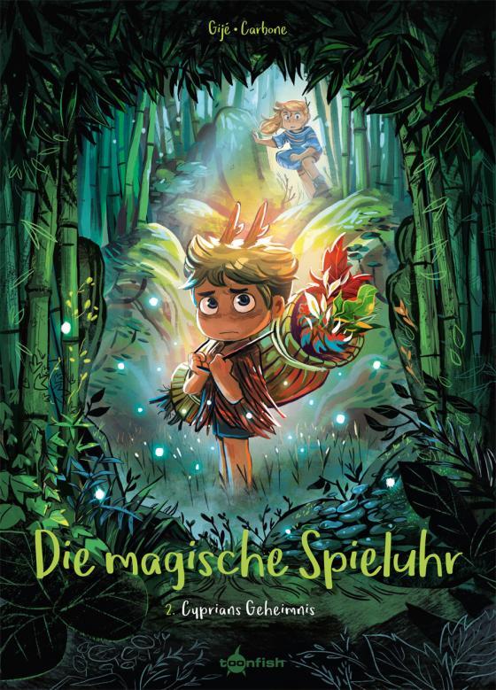 Cover-Bild Die magische Spieluhr. Band 2