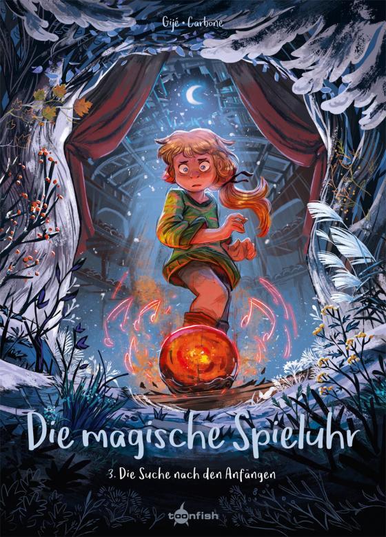 Cover-Bild Die magische Spieluhr. Band 3