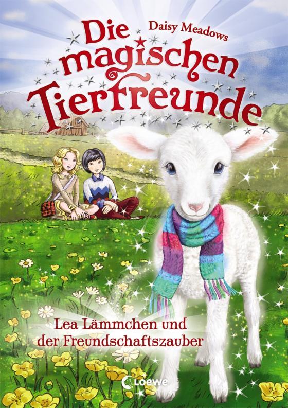Cover-Bild Die magischen Tierfreunde 13 - Lea Lämmchen und der Freundschaftszauber