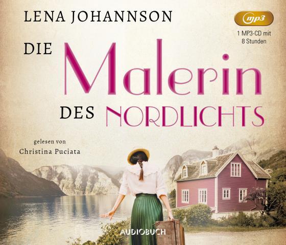 Cover-Bild Die Malerin des Nordlichts