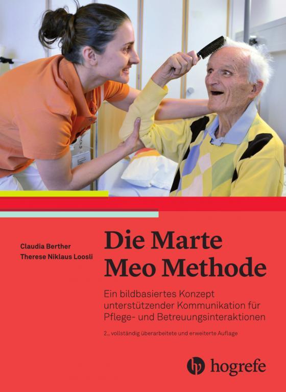 Cover-Bild Die Marte Meo Methode