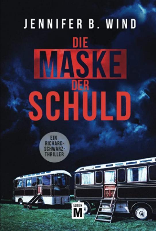 Cover-Bild Die Maske der Schuld