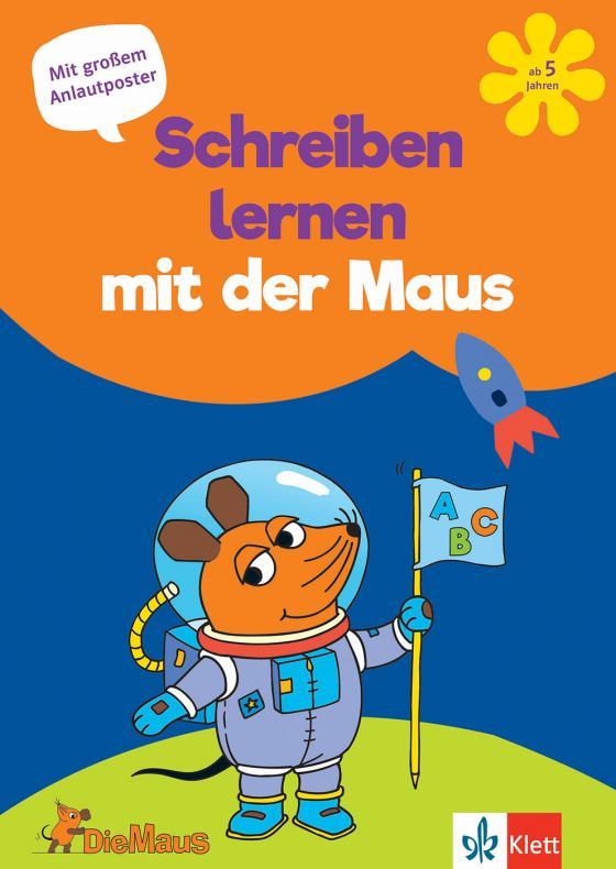 Cover-Bild Die Maus: Schreiben lernen mit der Maus