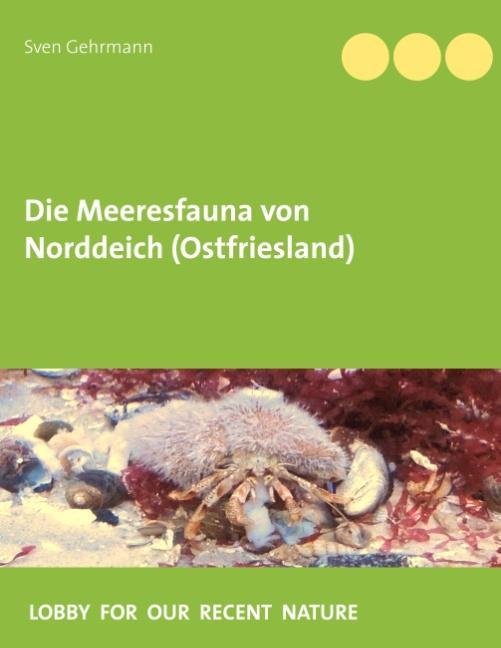 Cover-Bild Die Meeresfauna von Norddeich (Ostfriesland)