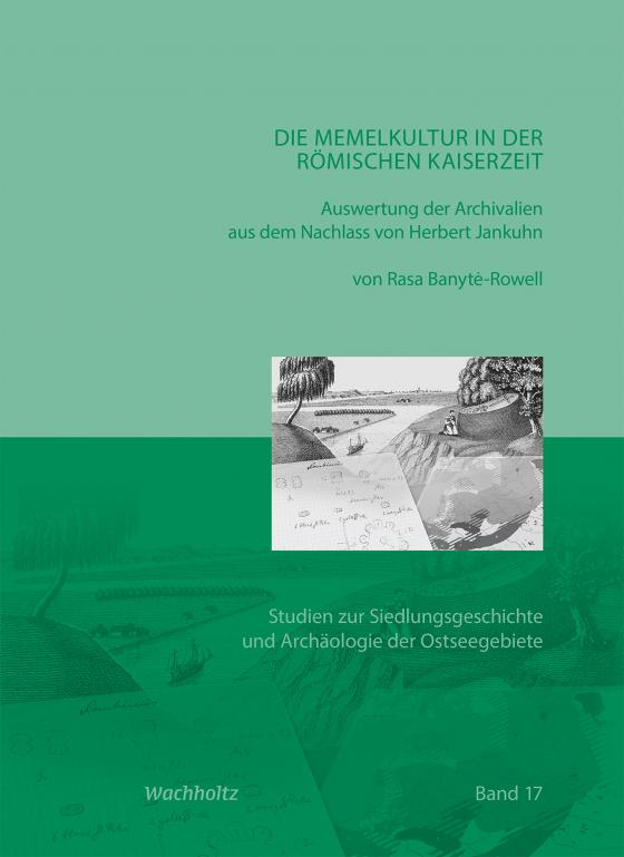 Cover-Bild Die Memelkultur in der Römischen Kaiserzeit