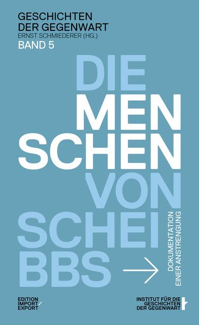 Cover-Bild Die Menschen von Scheibbs