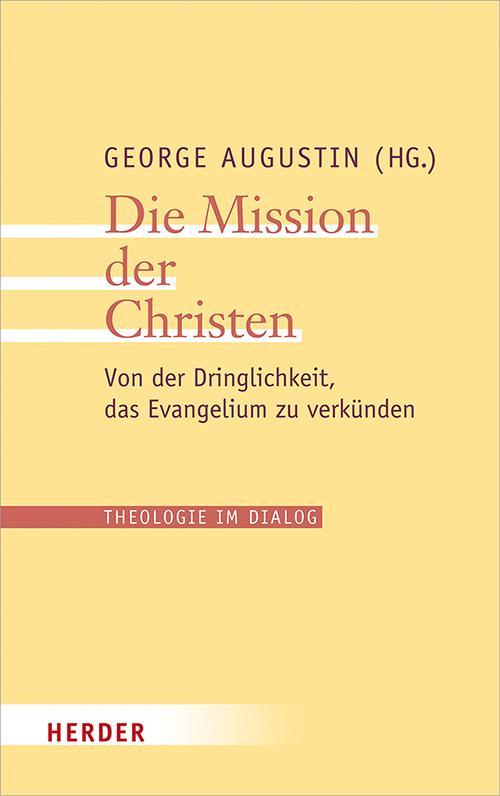 Cover-Bild Die Mission der Christen