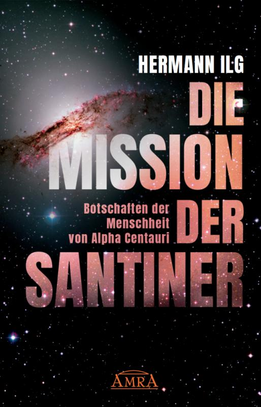 Cover-Bild DIE MISSION DER SANTINER