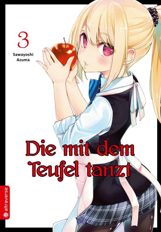 Cover-Bild Die mit dem Teufel tanzt 03