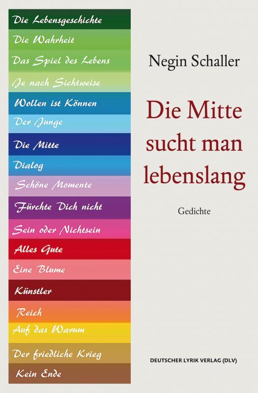 Cover-Bild Die Mitte sucht man lebenslang