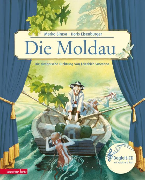Cover-Bild Die Moldau