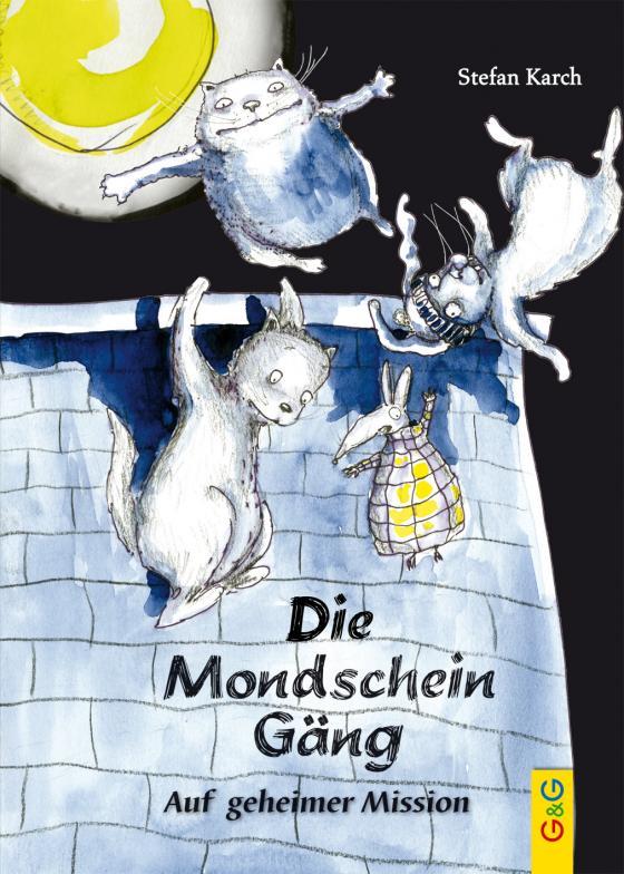 Cover-Bild Die Mondscheingäng - Auf geheimer Mission