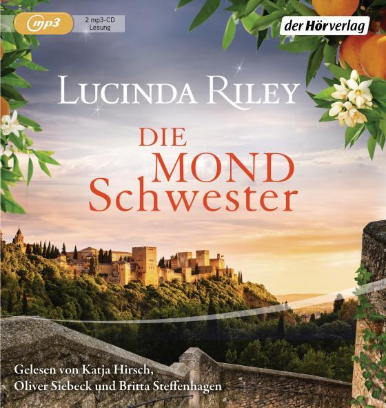 Cover-Bild Die Mondschwester
