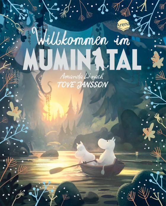 Cover-Bild Die Mumins. Willkommen im Mumintal