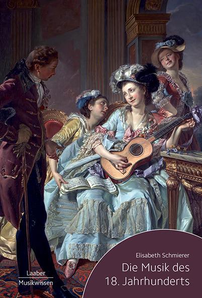 Cover-Bild Die Musik des 18. Jahrhunderts