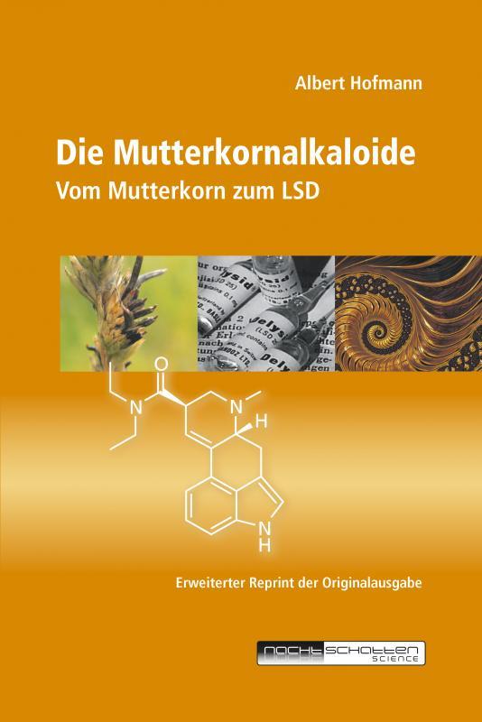 Cover-Bild Die Mutterkornalkaloide