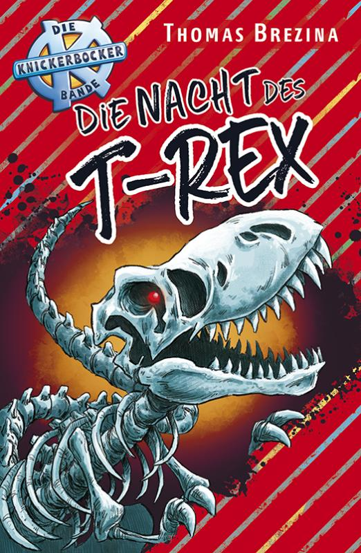 Cover-Bild Die Nacht des T-Rex
