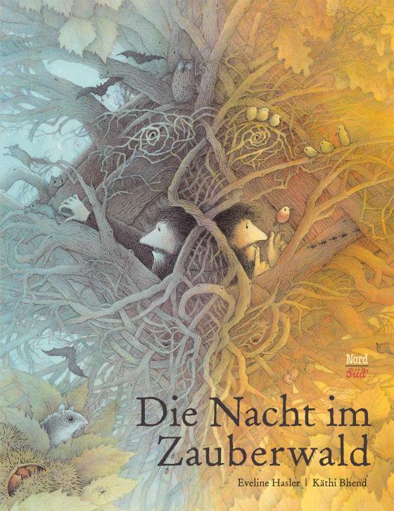 Cover-Bild Die Nacht im Zauberwald