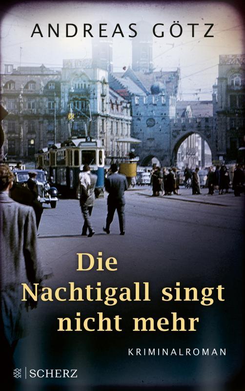 Cover-Bild Die Nachtigall singt nicht mehr