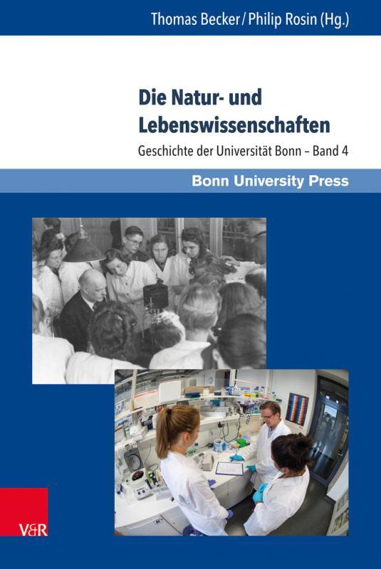 Cover-Bild Die Natur- und Lebenswissenschaften