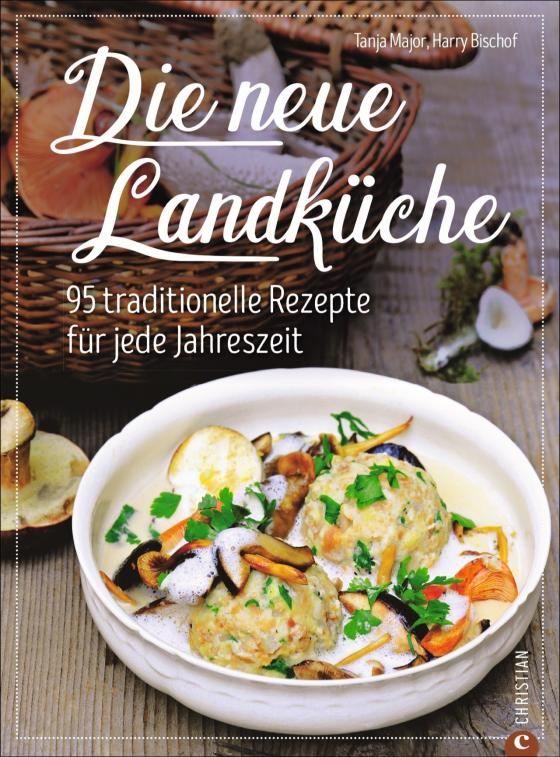 Cover-Bild Die neue Landküche