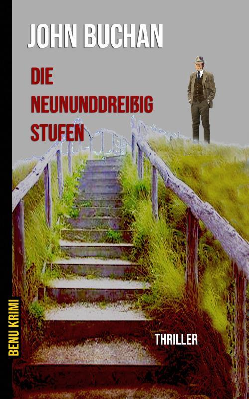 Cover-Bild Die neununddreißig Stufen