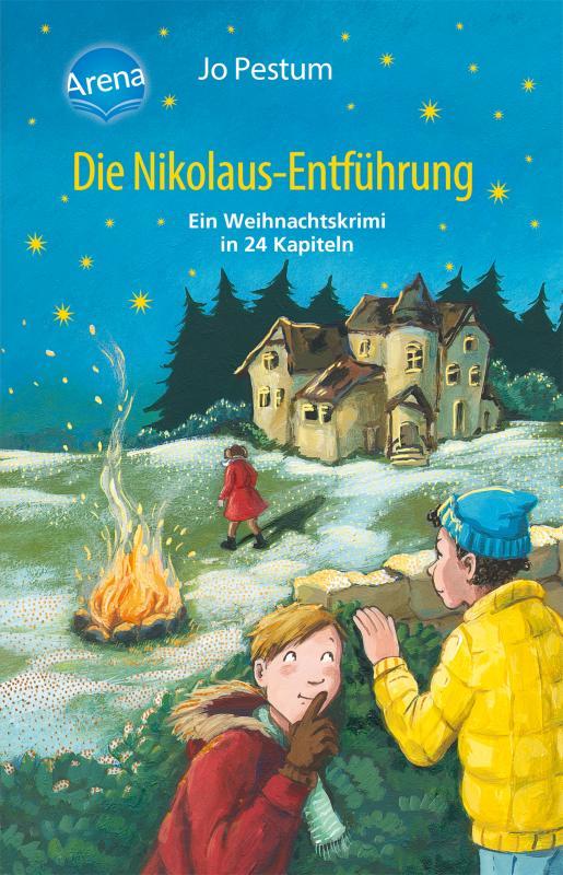 Cover-Bild Die Nikolaus-Entführung